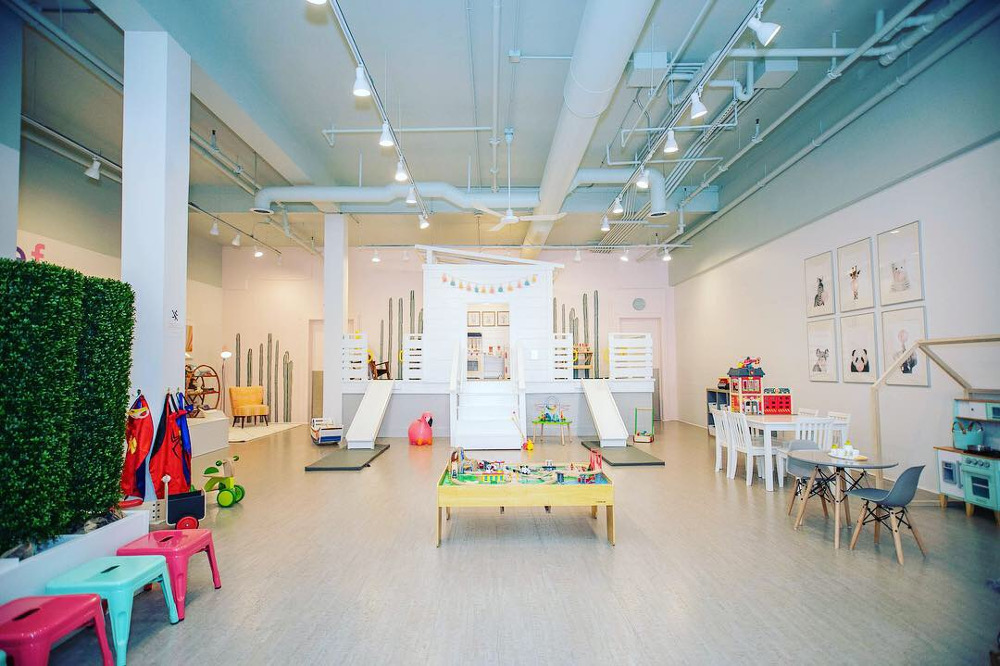 Indoor play places in Chicago - Waterlemon Kids