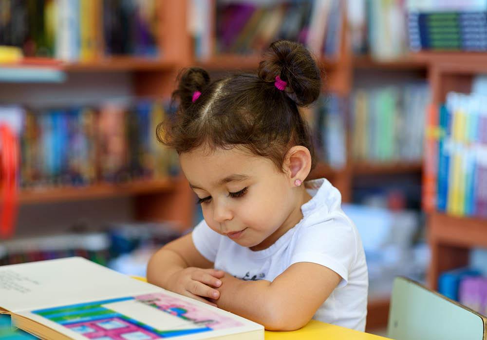Raising Kids Who Love Reading